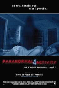 Paranormal Activity 4 streaming