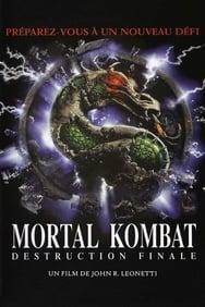 Mortal Kombat, destruction finale streaming