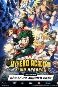 My Hero Academia: Two Heroes streaming