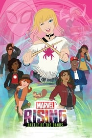 film Marvel Rising: Battle of the Bands streaming
