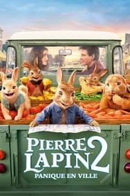 film Pierre Lapin 2: Panique en ville streaming