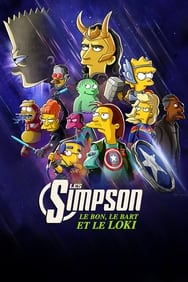 Film Les Simpson: Le Bon, le Bart et le Loki streaming
