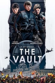 film The Vault (2021) streaming