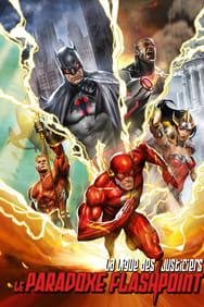La Ligue des justiciers - Le paradoxe Flashpoint streaming