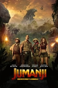 Film Jumanji: Bienvenue dans la jungle streaming