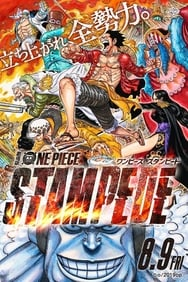 film One Piece Stampede streaming