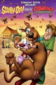 film Scooby-Doo et Courage, le chien froussard streaming