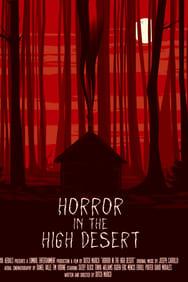 film Horror in the High Desert streaming
