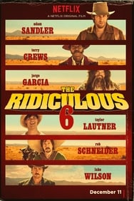 film The Ridiculous 6 streaming