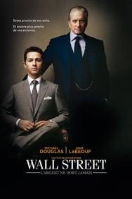 Film Wall Street : l'argent ne dort jamais streaming