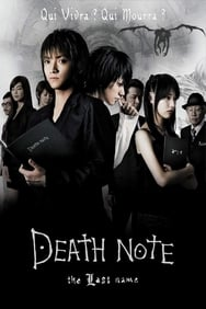 Death Note: the Last Name streaming