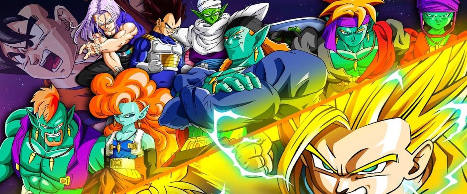 Dragonball Z: Super-Saiyajin Son Gohan