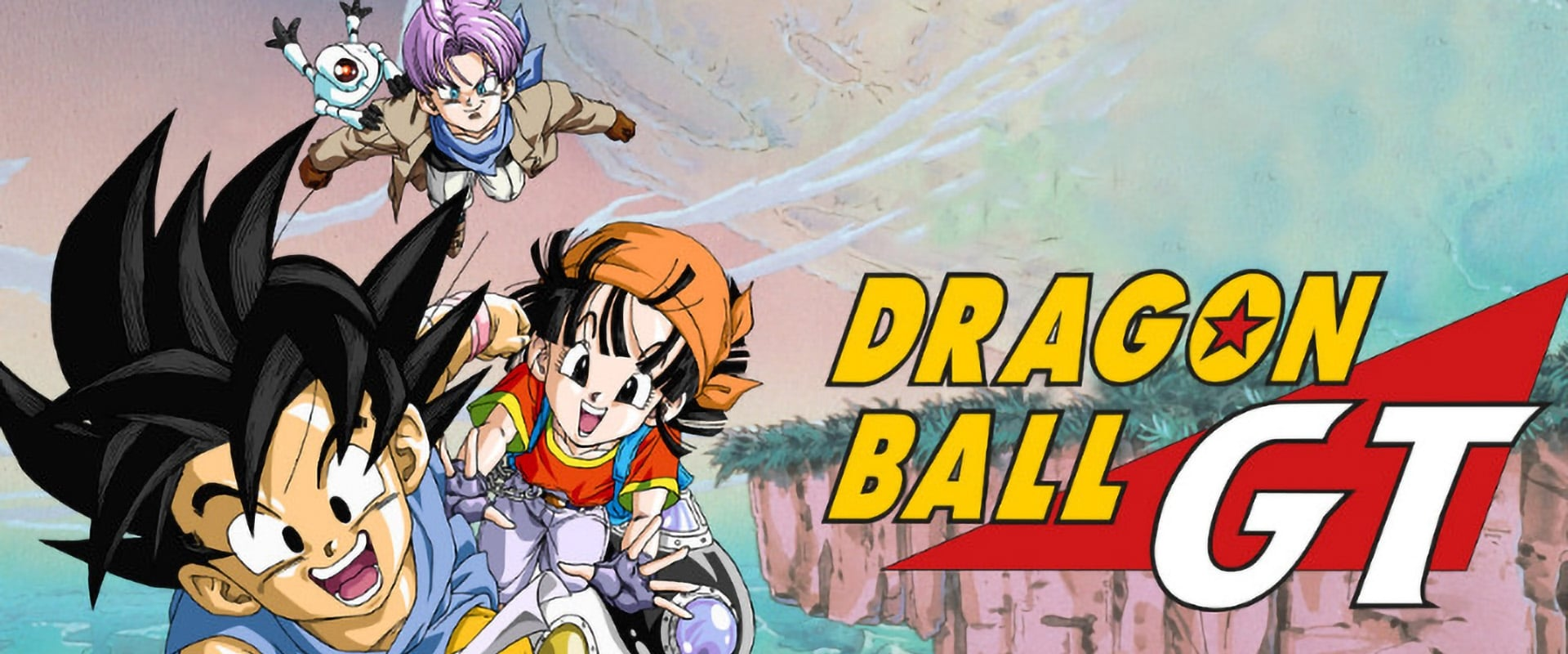 Dragonball GT: The Movie - Son-Goku Jr.