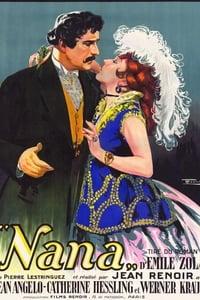 Nana affiche du film