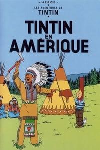 Tintin en Amérique affiche du film