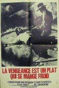 La vengeance est un plat qui se mange froid affiche du film