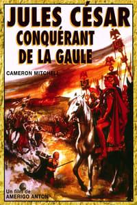 Jules César, conquérant de la Gaule affiche du film