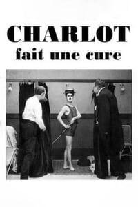 Charlot fait une cure affiche du film