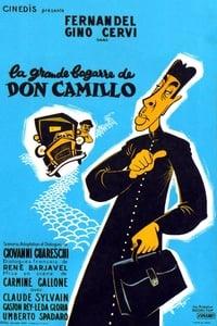 La grande bagarre de Don Camillo affiche du film
