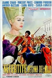 Néfertiti, reine du Nil affiche du film