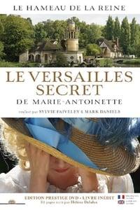Le Versailles secret de Marie-Antoinette affiche du film