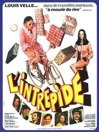 L'intrépide affiche du film