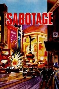 Sabotage affiche du film
