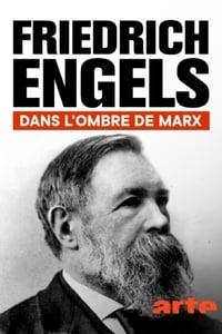 Friedrich Engels Dans l'ombre de Marx affiche du film