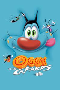 Oggy et les cafards affiche du film