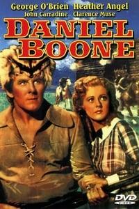 Daniel Boone affiche du film