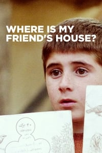 Watch Where Is My Friend's House? Online