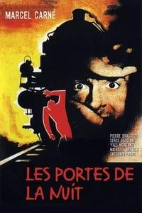 Les Portes de la nuit affiche du film