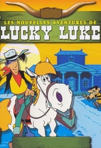 Les nouvelles aventures de Lucky Luke affiche du film
