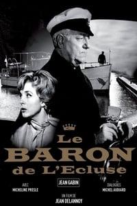 Le baron de l'écluse affiche du film