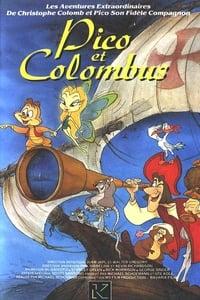 Pico et Columbus : Le Voyage magique affiche du film