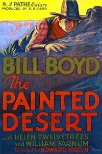 Les couleurs du désert affiche du film
