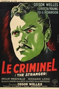 Le Criminel affiche du film