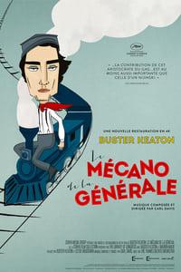 Le mécano de la General affiche du film