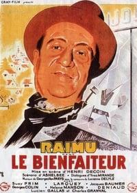 Le Bienfaiteur affiche du film