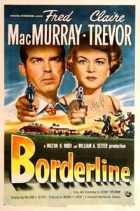 Borderline affiche du film