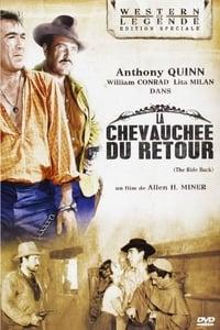 La Chevauchée du retour affiche du film