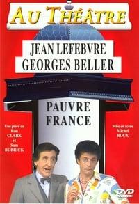 Pauvre France affiche du film