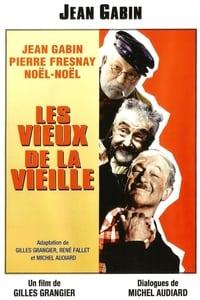 Les Vieux de la vieille affiche du film