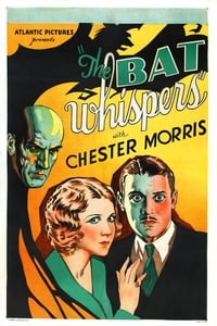 The Bat Whispers affiche du film