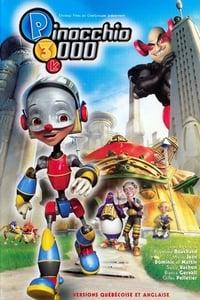 Pinocchio le robot affiche du film