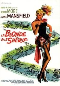 La Blonde et le Shérif affiche du film