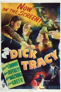 Dick Tracy, détective affiche du film