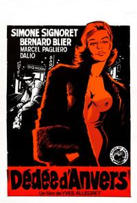 Dédée d'Anvers affiche du film