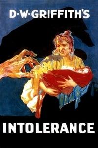 Intolérance affiche du film