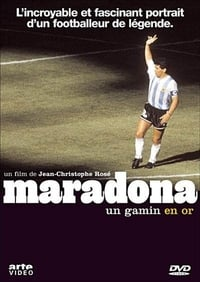 Maradona, un gamin en or affiche du film